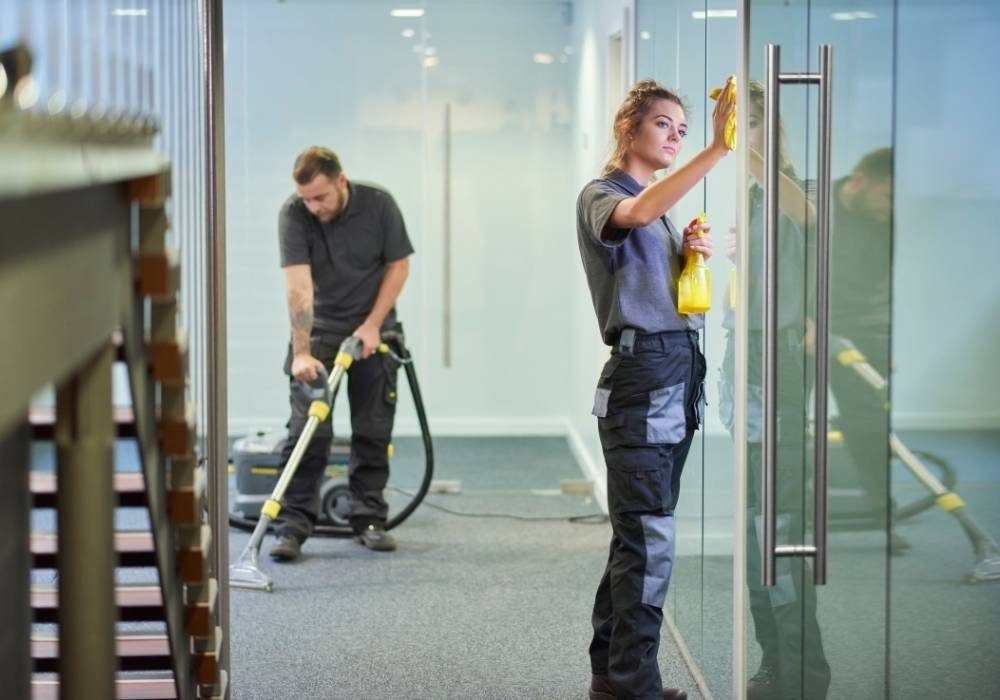 Commercial Cleaning Lead Generation