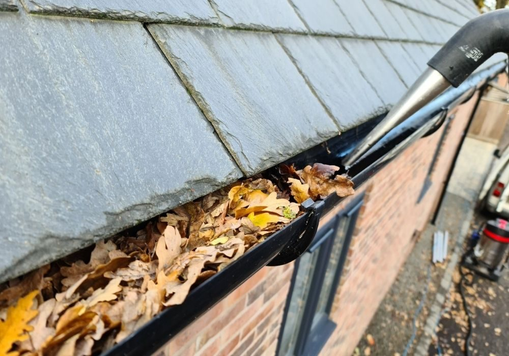 Gutter Cleaning & Clearance